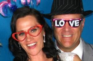 SmilesToGoPhotoBooth at wedding at Arizona Grand